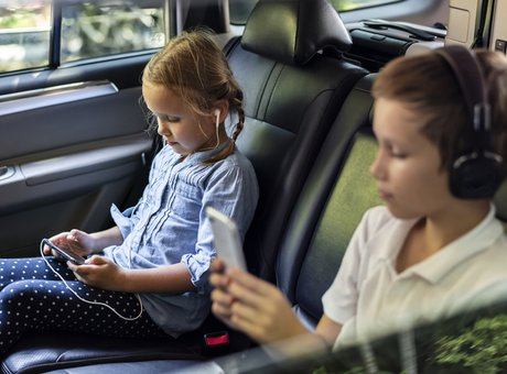 Some items to put in the car for back to school