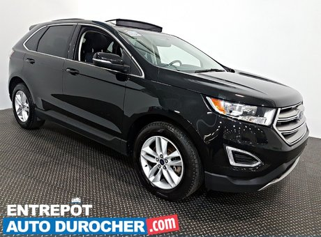 Ford Edge SEL AWD NAVIGATION - Toit Ouvrant - A/C 2015