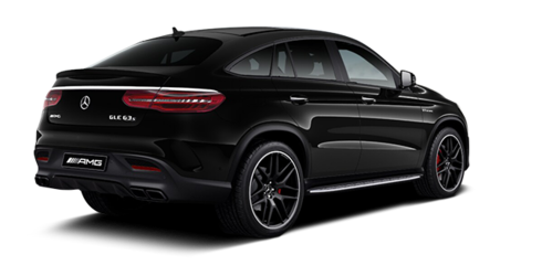 GLE Coupé 63 S 4MATIC AMG 2016