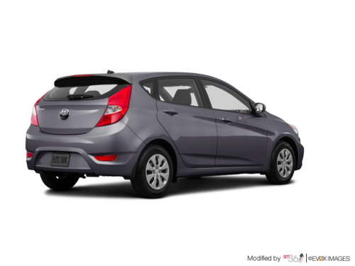 hyundai beauce new 2017 hyundai accent 5 doors l for sale in saint georges. Black Bedroom Furniture Sets. Home Design Ideas