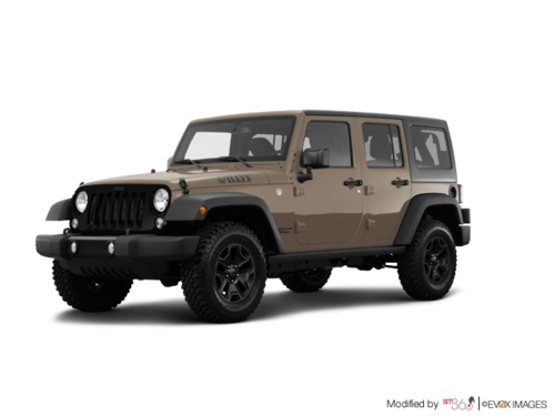 macdonald auto group new 2017 jeep wrangler unlimited willys wheeler for sale. Black Bedroom Furniture Sets. Home Design Ideas