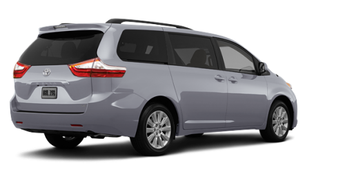 What Tires Are On The 2015 Toyota Sienna Awd Autos Post