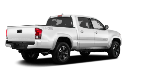 2017 toyota tacoma 4x4 double cab v6 sr5 in montreal west island spinelli toyota pointe claire. Black Bedroom Furniture Sets. Home Design Ideas