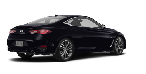 INFINITI Q60 Coupe 3.0T LUXE AWD 2018