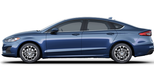 Deragon Ford | New 2019 Ford Fusion SE for sale in Cowansville