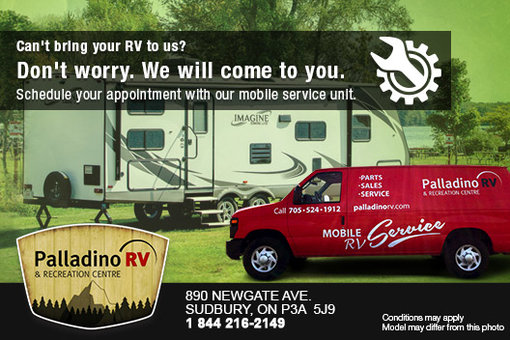 Try Our Mobile Service Unit!