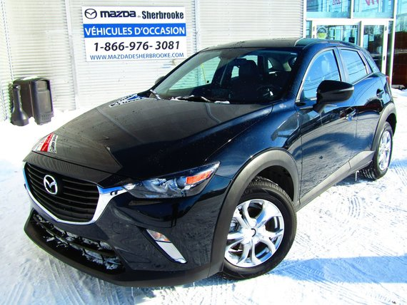 Mazda CX-3 2016 GS 22000KM LUXE CUIR TOIT OUVRANT BLUETOOTH