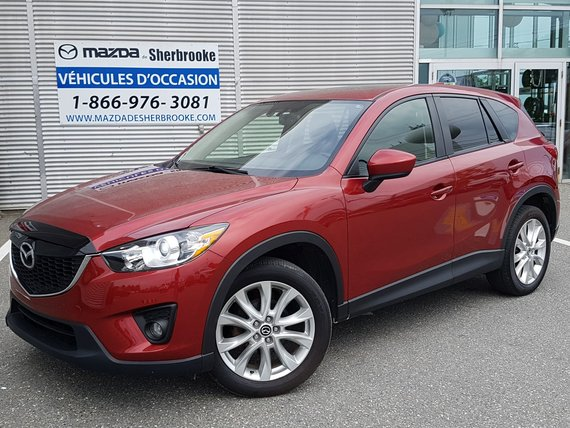 Mazda CX-5 2013 GT  CUIR TOIT OUVRANT MAGS 19