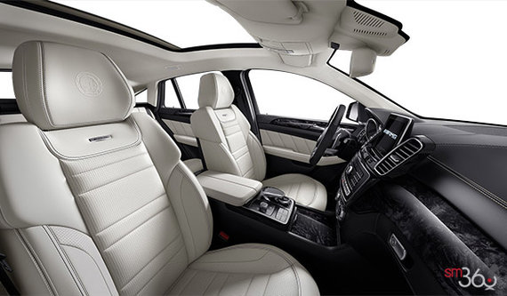 AMG Porcelain Exclusive Nappa Leather