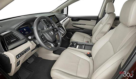 New 2018 Honda Odyssey Touring For Sale In Montreal