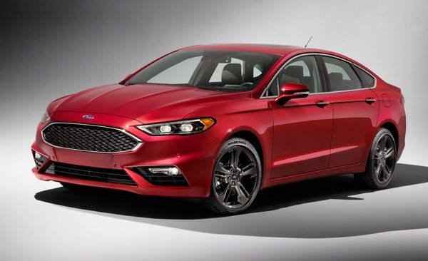 2017 Ford Fusion: The Top-Selling Midsize Sedan Gets Better