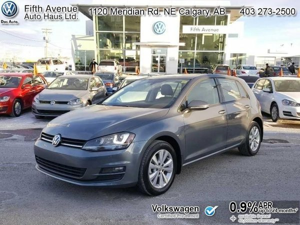 bc99f5578c13 Pre-Owned 2016 Volkswagen Golf 1.8 TSI Comfortline - Certified -  166.91  B W in Calgary - Pre-Owned inventory - Fifth Avenue Auto Haus Ltd. in  Calgary