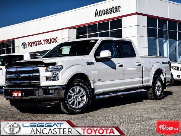 2016 Ford F-150 Lariat ONLY 24816 KMS !!