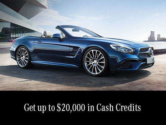 Get up to $20,000 in Cash Credits