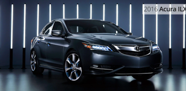 The All New 2016 Acura ILX!