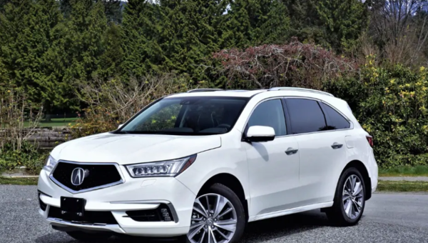 2018 Acura MDX SH-AWD Elite Road Test Review