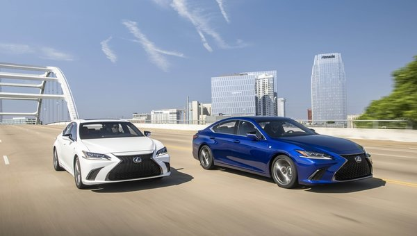 2019 Lexus ES: A redesign has brought more technology and more beauty to the mix.
