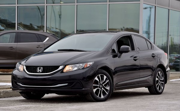 Used 2013 Honda Civic Ex Deal Pending Auto Toit For Sale In Montreal