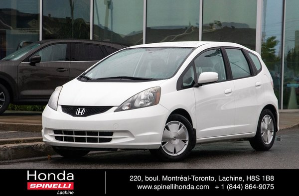 used 2010 honda fit deal pending lx auto trÈs bas km in montreal