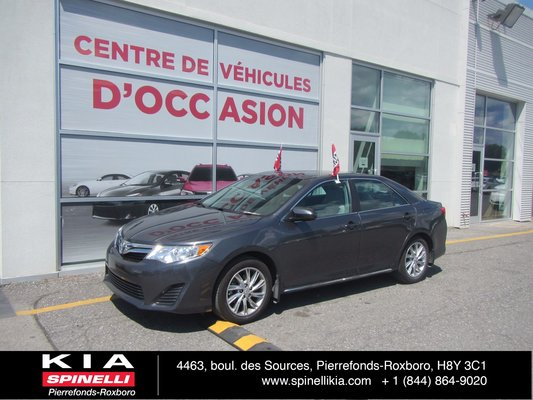 2014 Toyota Camry LE NAVIGATION