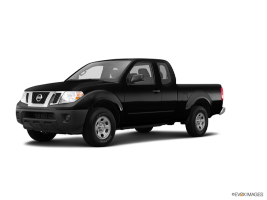 2017 Nissan Frontier 4RM