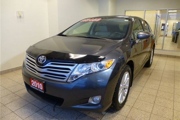 2010 Toyota Venza Front Wheel Drive