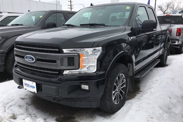 2018 Ford F-150 SUPER CAB SPECIAL EDITION SPORT