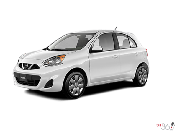 2016 Nissan Micra SV for sale in Burnaby | Morrey Nissan