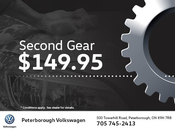 Second Gear Detailing Package $149.95