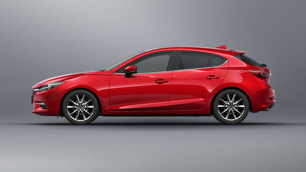 2017 Mazda3: here's everything you need to know