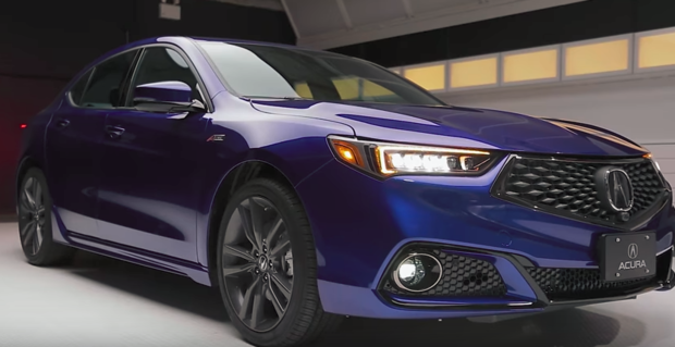 2018 Acura TLX - Wireless Phone Charger