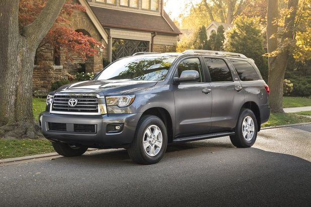 Impressive And Powerful, The 2018 Toyota Sequoia Makes A Statement Everywhere It Goes