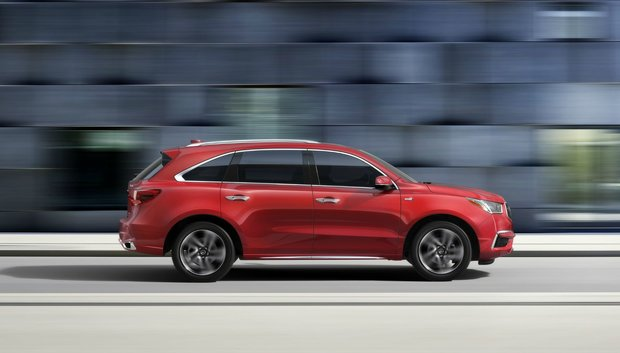 Everything you need to know about the Acura MDX Sport Hybrid