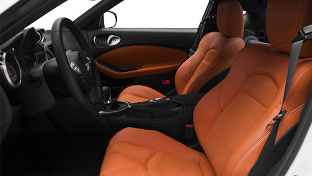 Persimmon Leather