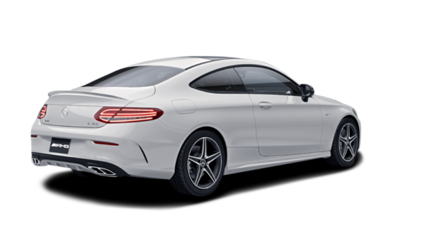 2018 Mercedes-Benz C-Class Coupe AMG 43 4MATIC