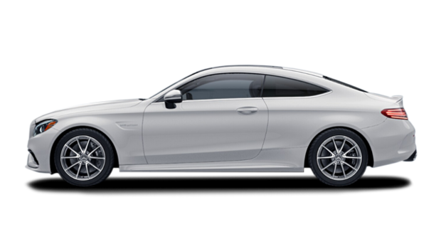 2018 Mercedes-Benz C-Class Coupe AMG 63