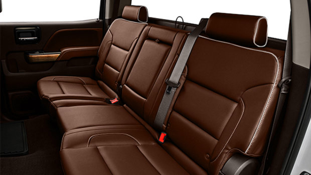 Saddle Bucket seats Perforated Leather (AN3-H4S)