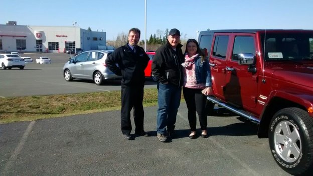 Service & professionalism was excellent with both the sales & business dept. staff. I would recommend your dealership