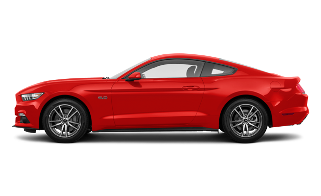 2018 Ford MUSTANG FASTBACK