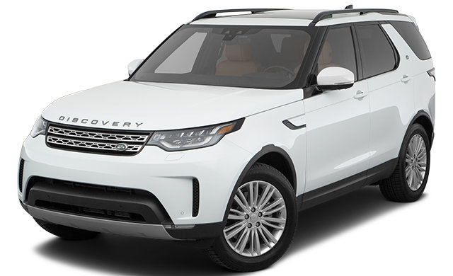Land Rover Discovery HSE 2018 - 2