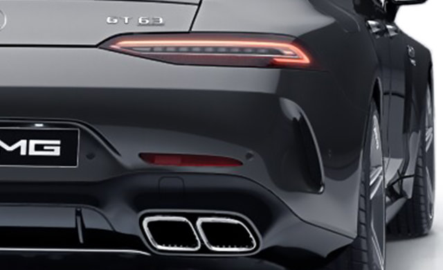 Mercedes-Benz AMG GT coupe AMG 63 2019 - photo 1