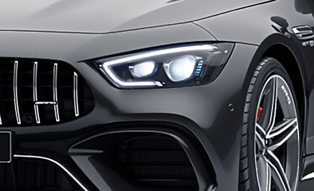 Mercedes-Benz AMG GT coupe AMG 63 2019 - photo 2