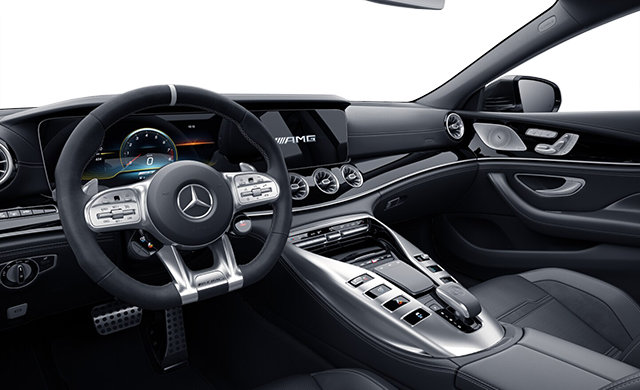 Mercedes-Benz AMG GT coupe AMG 63 2019 - photo 3