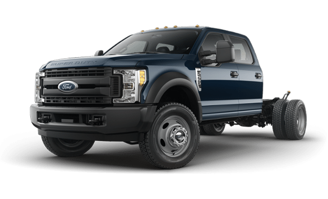 Ford Chassis Cab F-550 XL 2019