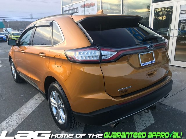 Ford Edge Sel Awd Leather Navigation