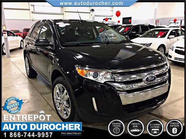 2013 Ford Edge LIMITED AUTOMATIQUE NAVIGATION BLUETOOTH CUIR AWD