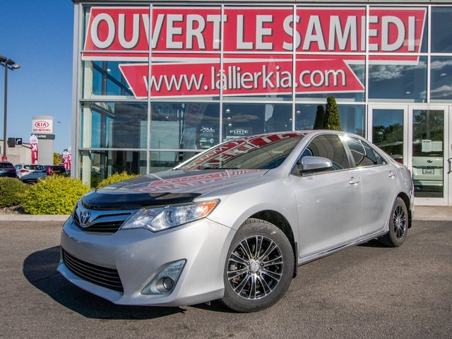 2012 Toyota Camry LE 4 CYLINDRES DEM. A DISTANCE