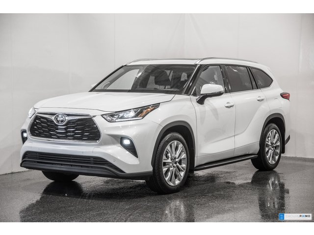 Toyota Highlander LIMITED AWD 2034$ D'ACCESSOIRES INCLUS 2020