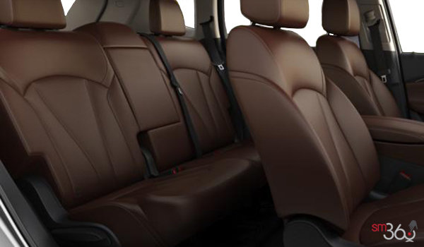 2017 Buick Envision Premium I | Photo 2 | Chestnut Brown/Ebony Accent Perforated Leather