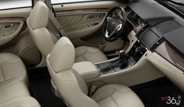 2017 Ford Taurus LIMITED | Photo 1 | Dune Leather